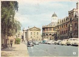 OXFORD  SHELDONIAN THEATRE (dil55) - Oxford