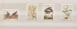Barbados 1985 BiCENT AUDUBON BIRDS SET MNH - Oiseaux