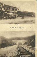 Lusse Vosges La Gare Le Tunnel - Provencheres Sur Fave