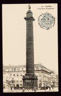 Colonne Vemdome écrite 1905 Lot 897 - Andere Monumenten, Gebouwen
