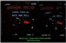 Baron Rojo - Larga Vida Al Rock And Roll - Neue LP Von 19?? - 100 % Brand New -RR- - Hard Rock & Metal