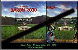 Baron Rojo - Siempre Estais Alli - Neue LP Von 1986 - 100 % Brand New -RR- - Hard Rock & Metal