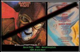 Baron Rojo - Metalmorpfosis - Neue LP Von 1983 - 100 % Brand New -RRR- - Hard Rock & Metal