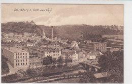Hirschberg A. Saale - Fabrikgelände  - Um 1910 - Schleiz