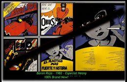 Baron Rojo - Especial Heavy - Neue LP Von 1982 - 100 % Brand New -RR- - Hard Rock & Metal