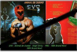 EVO - Animal De Ciudad - Neue LP Von 1983 - 100 % Brand New -RRR- - Hard Rock & Metal