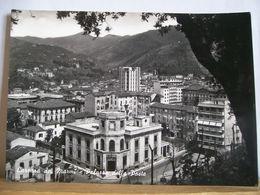 1960 - Carrara Dei Marmi - Palazzo Delle Poste - Vera Fotografia - Panorama - 2 Scans. - Carrara