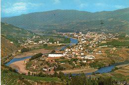 Barco De Valdeorras - Vista General Desde Alijo - Orense
