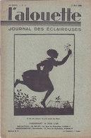 Les Scouts De France L Alouette Journal Des éclaireuses N°14  10 Mai 1935 - Scoutisme