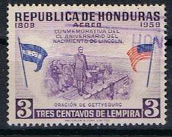 Honduras Y/T LP 268 (0) - Honduras