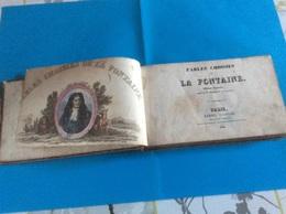 Fables Choisies De La Fontaine 1829 - Poésie