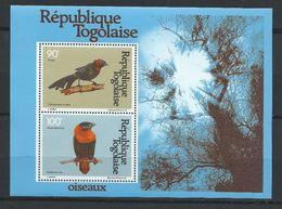 Togo YT Bloc 150 XX / MNH Oiseau Bird - Togo (1960-...)