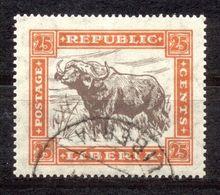 Liberia 1923 - Michel Nr. 239 O - Liberia