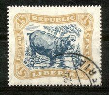 Liberia 1923 - Michel Nr. 237 O - Liberia
