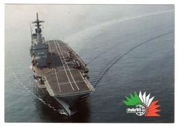 Incrociatore P.A. Giuseppe Garibaldi Stato Maggiore Marina Italia 85 - Guerra