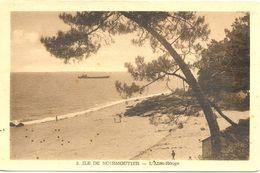 France - Vendée - Ile De Noirmoutier - L'Anse Rouge - Nozais - Dupont Delhommeau Nº 3 - Ecrite - 4876 - Noirmoutier