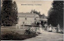 Brienne - Le Chateau - Personnages  -  Circulé - France