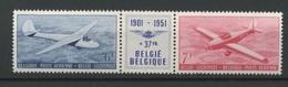 Planeur Et Piper   Avions 26/27 **  Tryptique Cote 85,-E - Belarus