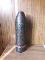 Obus De 75 Explo Mle15 Ww1 - 1914-18
