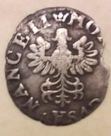 Monnaie Lorraine Charles IV ? - 476-1789 Period: Feudal