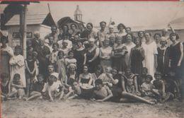 Gruppo Bagnati. Genova Prà. Anni 20. Non Viaggiata - Postcards