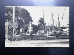 C.P.A. TAHITI : PAPEETE, Quai De La Marne - Tahiti