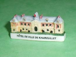 Féves / Pays / Régions : Hotel De Ville De Rambouillet   T9 - Countries