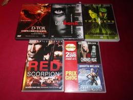 LOT DE 5 DVD   POUR 10 EUROS ( Lot  50 / 16 / 25 ) - DVDs