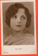 Women Attrici Actress Actrice Old Cpa Mary Astor - Artistes