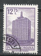 Romania 1972. Scott #2369 (U) Television Station * - Usado