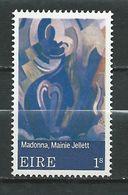 "Ireland Eire 1970 Paintings - ""Madonna"" By Mainie Jellett, 1896-1943.MNH - 1949-... Repubblica D'Irlanda"