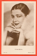 Femmes Attrice Actress Actrice Old Cpa Cinema Vilma Banky - Artistes