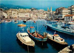BASTIA VIEUX PORT BATEAUX - Bastia