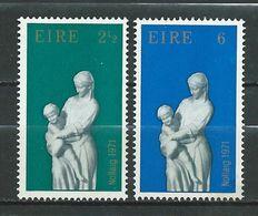 Ireland Eire 1971 Christmas Stamps .MNH - 1949-... Repubblica D'Irlanda