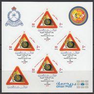 Oman 2010 ** Mi.669 Traffic Safety, Self-adhesive - Oman