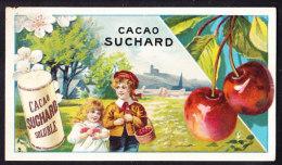 CHROMO Chocolat SUCHARD  Fruits Et Enfants         Serie 106 - Suchard
