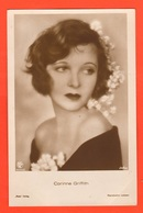 Corinne Griffith Actress Attrici Old Cpa Cinema - Artistes
