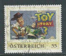 Oostenrijk, Persoonlijke Postzegels, Toy Story,  Gestempeld, Zie Scan - Autriche