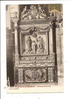 Panneau Intérieur Chapelle ND De KERDEVOT - Cliché Anglaret (1917) ERGUÉ GABÉRIC - Ergué-Gabéric