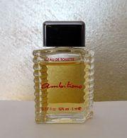 "Ancienne Miniature ""Ambitions"" De Maxime Mastroianni 5 Ml Sans Boite - Modern Miniatures (from 1961)"