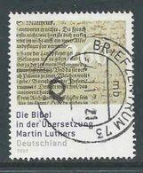 Duitsland, Mi 3277 Jaar 2017, Hoge Waarde, Gestempeld, Zie Scan - Used Stamps