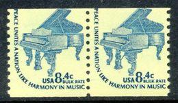 """USA   -  Mi.Nr. 1355  Postfrisch    Freimarke Für Massensendungen: """"Americana"""" - Vereinigte Staaten"""