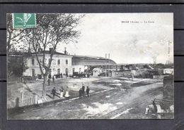 Bram - La Gare - Bram