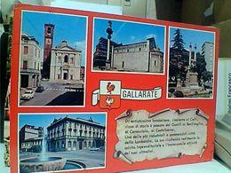 GALLARATE VEDUTE (Varese)  VB1988 GO22388 - Varese