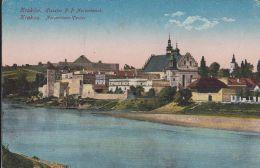 AK - KRAKAU - Teilansicht Mit Norbertiner Kloster - Feldpost - Etappenpost - 1916 - Polen