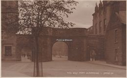 Vintage Real Photo  Postcard; West Point. St Andrews Fife. - Fife