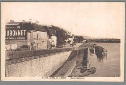 CPA 21 - Saint Jean De Losne - Quai National - Unclassified