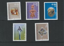 United Nations - Kosovo Stamps.  Mic. 1 - 5. Peace Stamps.  T - 57 - Europe (Other)