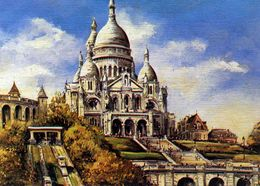 PARIS       /  75      / SACRE COEUR       CPM / CPSM  10 X 15 - Sacré-Coeur