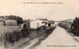 CPA- LE PEUX - COMMUNE D'ANGLIERS -CANTON DE COURCON- - Autres Communes